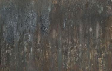 Состояние (Апрель). Первая часть диптиха. 2011. Холст, масло. 80х70.