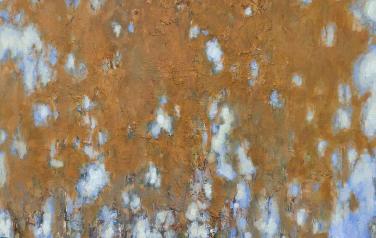 Роща. 70х70. 2012 год. Холст, масло.