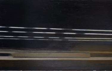 Движение по горизонтали. 2012. х.м. 110х150